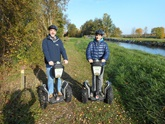Segway Cross Tour am 24.10.2015