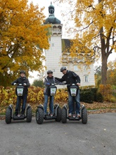 Segway Cross Tour am 26.10